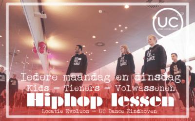 Hiphop lessen bij UC Dance