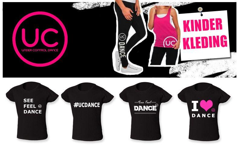 UC Dance Kinderkleding