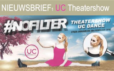 UC-Theatershow Nieuwsbrief nummer 1