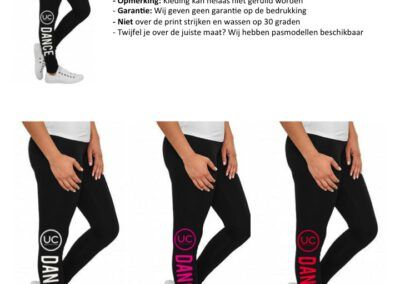 Dames Legging