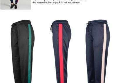 Dames Track Pants