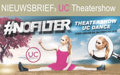 UC-Theatershow Nieuwsbrief nummer 3