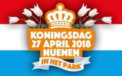 27 april – Optreden Koningsdag Nuenen