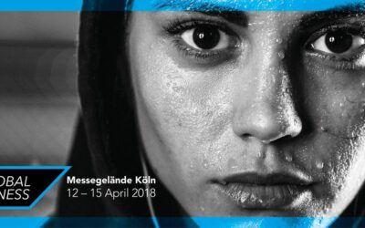 13 april – FIBO Fitness Beurs in Keulen
