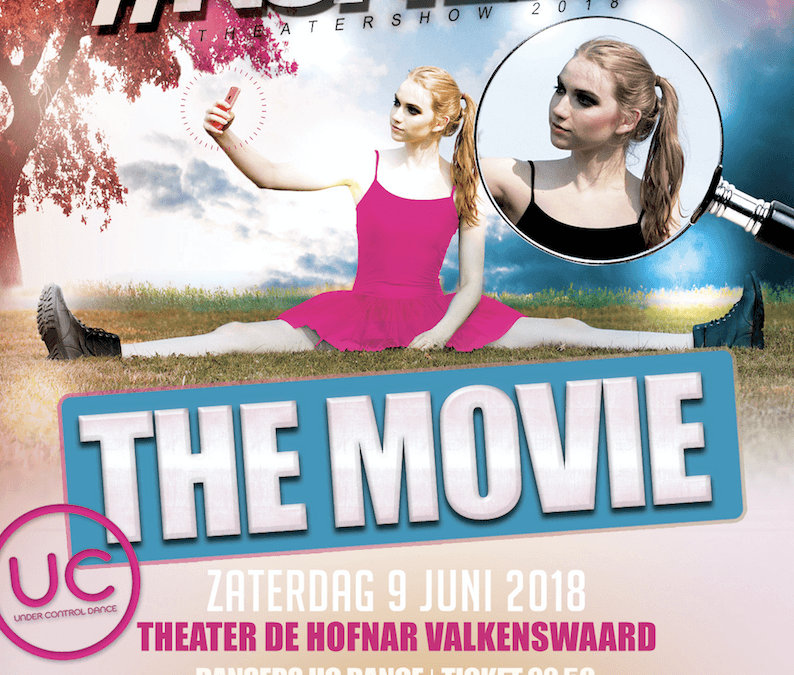 #Nofilter The Movie op zaterdag 9 juni in Theater de Hofnar Valkenswaard