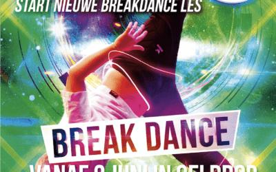 02 juni – Start Breakdance les locatie Geldrop