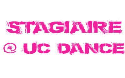 Stagiaire bij UC Dance – Even voorstellen