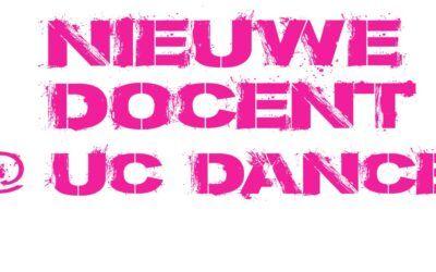Docente Kimberly terug bij UC Dance