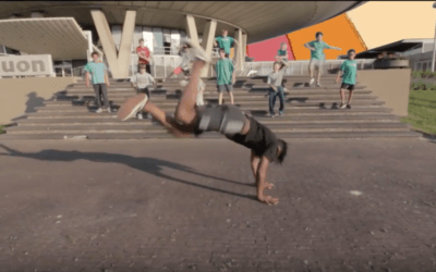 Breakdance video – afsluiting seizoen 2017/2018