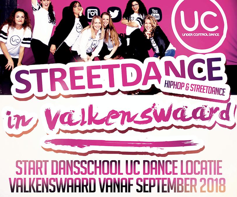 1 september – UC Dance start met danslessen bij 040Fit Valkenswaard