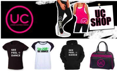 Nieuwe UC Dance items