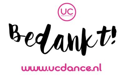 Kijklessen bij UC Dance waren gezellig