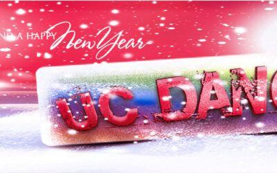 22 december – Kerstvakantie UC Dance