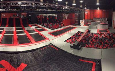 Breakdance Eindhoven ging naar Jump XL