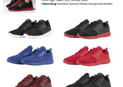 Dames/Heren Sneakers Laag