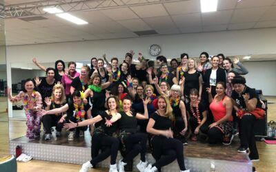 Winterfair Harks met Streetdance workshop