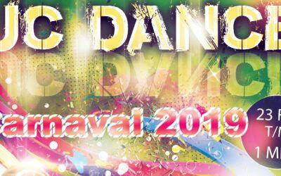 23 februari: Carnavalsweek bij UC Dance thema 'Andersomweek'