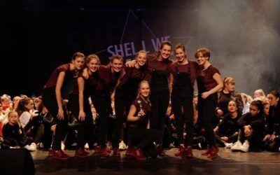 UCDC 1e plaats behaald bij danswedstrijd