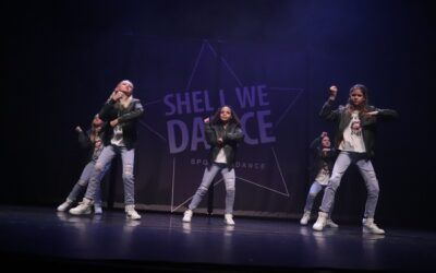 14 april – Danswedstrijd Shell We Dance in Hoofddorp