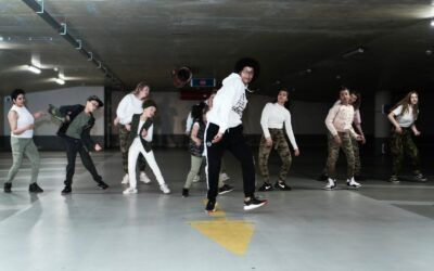 Videoclip opname Afro-Dance groepen Eindhoven