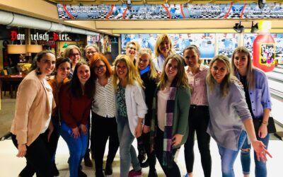 Bowlen met de dames van de dinsdag&vrijdag Volwassenen