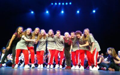 UCDT 6e bij Shell We Dance wedstrijd in Barneveld