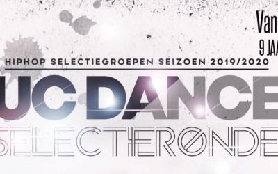 Aanmelden UC Dance Selectieteam seizoen 2019/2020