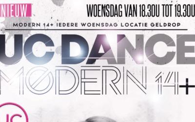 MODERN 14+ les op woensdag in Geldrop