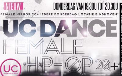 5 september – start NIEUWE Female Hiphop 20+ les op donderdag in Eindhoven