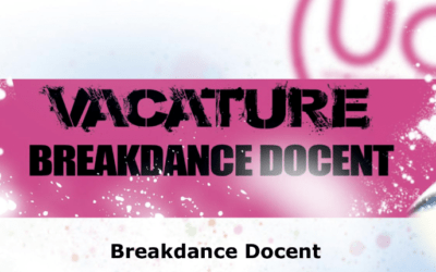 Vacature Breakdance