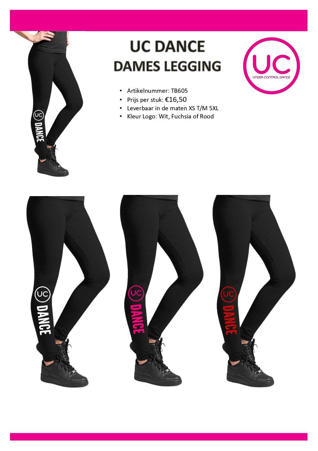 Dames Legging NIEUW