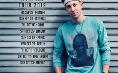 12 oktober – Workshop Amsterdam || Matt Steffanina Tour 2019
