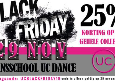 Black Friday Vrijdag 29 november 2019