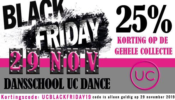 Black Friday Vrijdag 29 november 2019