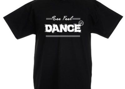 Kids T-Shirt – See Feel DANCE
