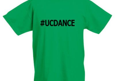 Kids T-Shirt – #UCDANCE