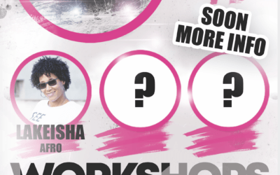 04 januari – SAVE THIS DATE voor gave 'Workshops' @UC Dance