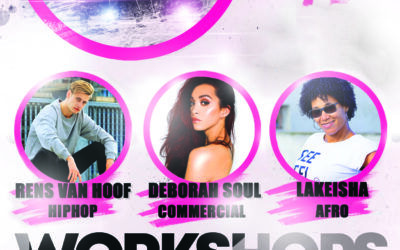 04 januari – 'Workshops' @UC Dance