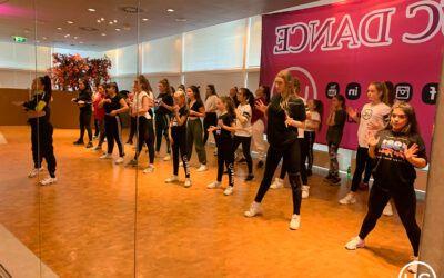 UC Dance Workshops op 4 januari waren gaaf!