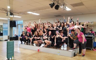 Zumba New Years Party Glitter & Glamour bij Harks