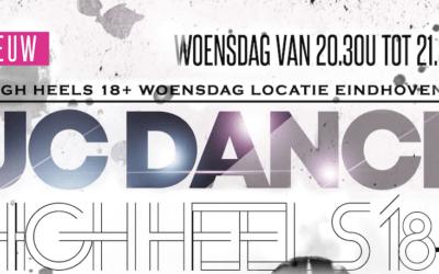 NIEUWE High Heels 18+ les op woensdag in Eindhoven UITGESTELD