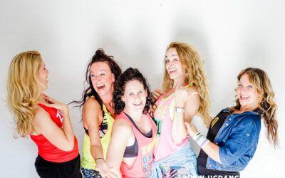 UC Dance Zumba Choreo te volgen op Youtube kanaal