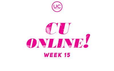CU-Online Week 15