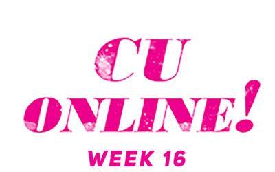 CU-Online Week 16