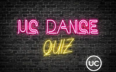 30 April – UC Dance Stay at home Quiz Night