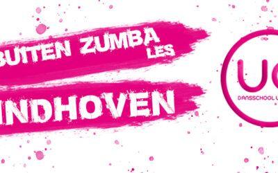 Zumba buiten les Eindhoven