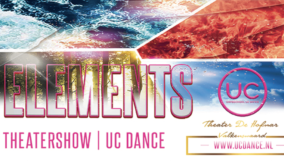 UC Dance Theatershow ELEMENTS