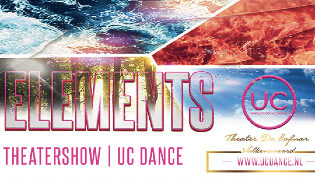 theatershow elements uc dance dansschool valkenswaard de hofnar