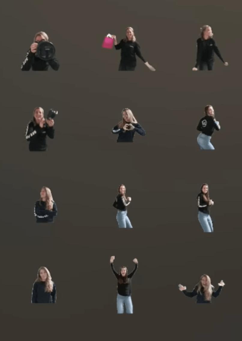 uc dance gifjes instagram kim vos fotografie nuenen