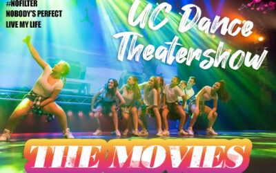 UC – Zaterdag Filmdag Theatershow 'LIVE MY LIFE'